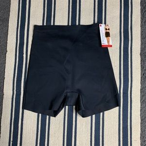 NWT Skinny Girl Shapers Shorts XL